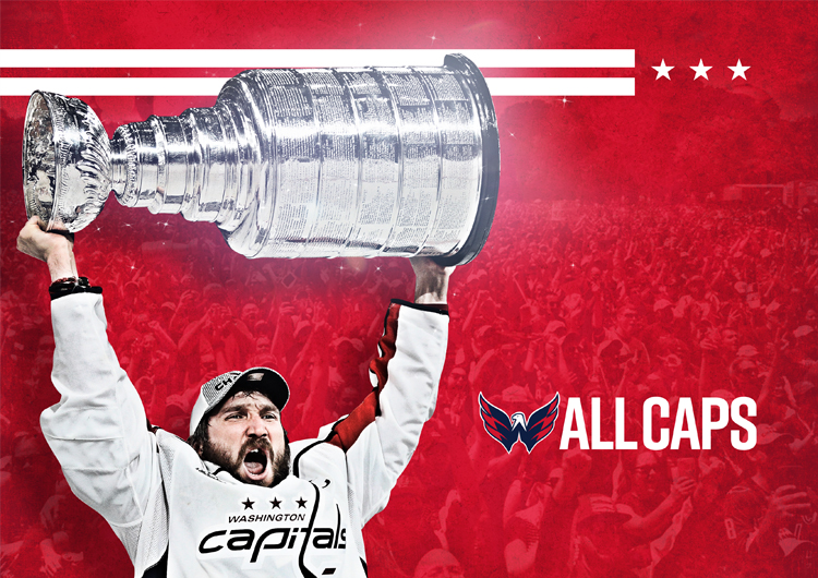 washington capitals creative direction