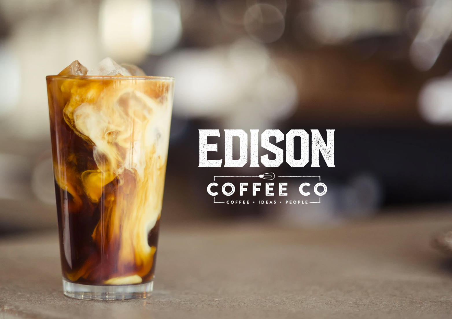 edison coffee logo