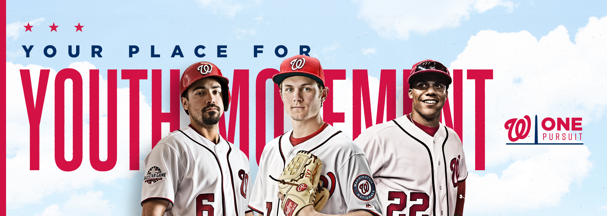 washington nationals graphic design